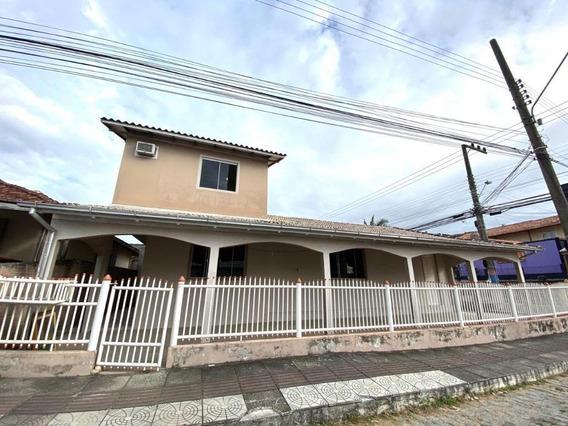 Casa Em Passa Vinte, Palhoça/sc De 100m² 3 Quartos À Venda Por R$ 450.000,00 - Ca574863