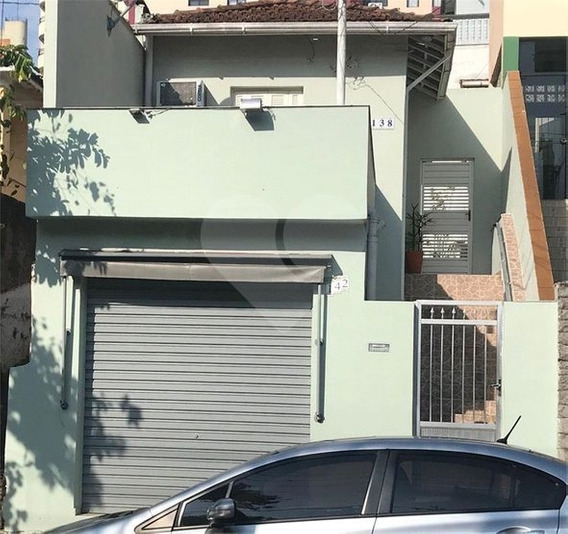 Vende - Se Casa De 02 Dorms (uso Residencial Ou Comercial) 01 Vaga - Água Fria - 170-im442645