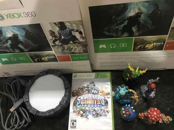 Jogoxbox 360 Skylanders Giants Com Portal E Bonecos Original