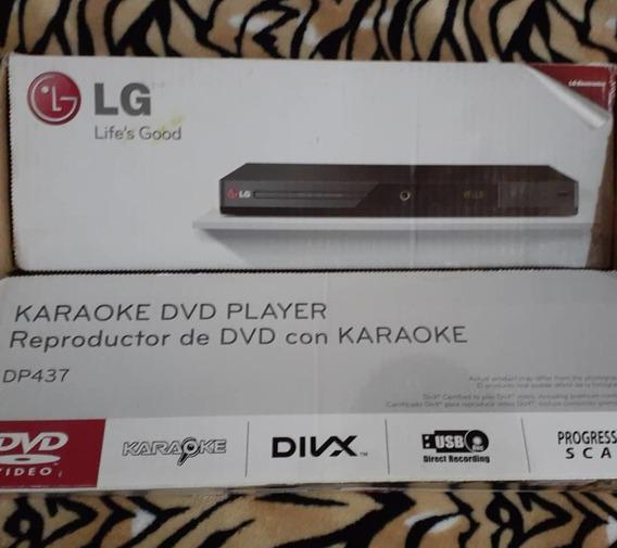 Dvd Lg Con Karaoke