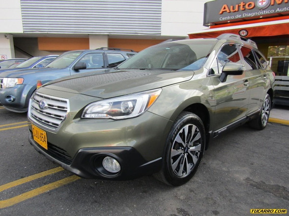 Subaru Outback 3.6r Ltd