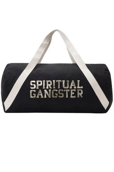 Bolsa Spiritual Gangster - Varsity Duffle Bag
