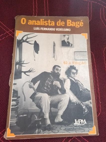 Livro O Analista De Bagé
