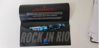Igressos Rock In Rio Iron Maiden + Scorpions + Slayer Dia 04