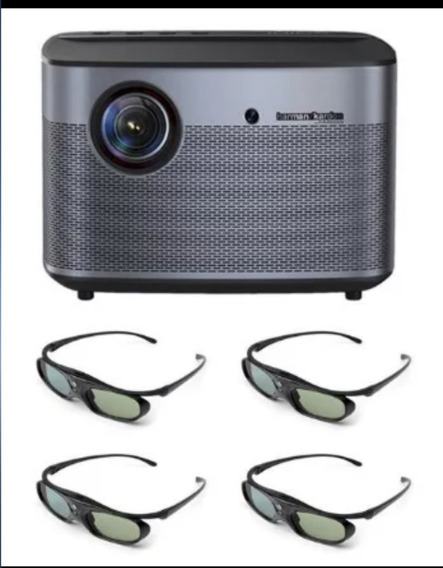 Projector Xgimi H2 Dlp 300 Display Home Theater+ 4 Oculos 3d