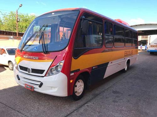 Micro Ônibus Neobus Thunder Lo 915 Ar Cond. 2010