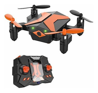 Mini Drone For Kids Rc Helicopter Portable Foldable Drone Fo