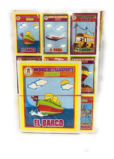 Loteria Didactica Elige Modelo!