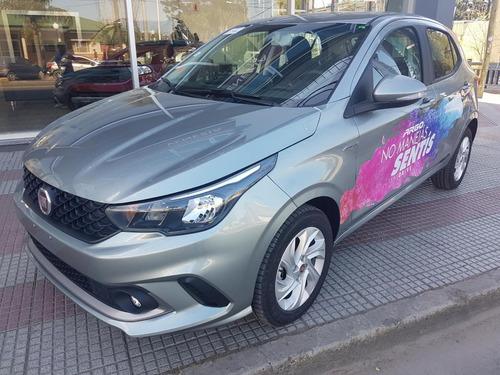Nuevo!! Fiat Argo 0km - Anticipo $ 125.000 Y Cuotas - L
