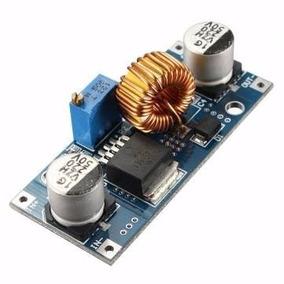 3un Regulador De Tensão Step Down Buck Xl4015 C/ Dissipador