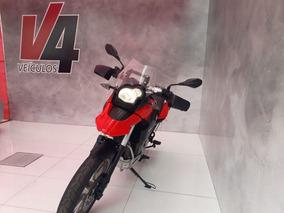Bmw G 650 X Gs650 2012 Vermelha Gasolina