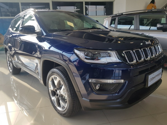 Jeep Compass 2.4 Longitude Plus At/9 4x4 (venta Online)