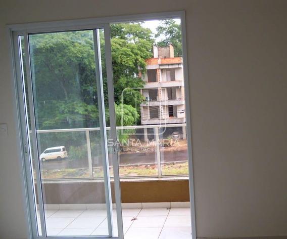Apartamento (tipo - Padrao) 1 Dormitórios, Cozinha Planejada, Portaria 24 Horas, Salão De Festa, Elevador, Em Condomínio Fechado - 62777velff