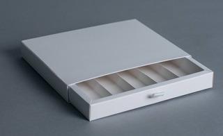 Caja Cajonera 25 Bombones 1/4kg (x50 U.) - 083b Bauletto