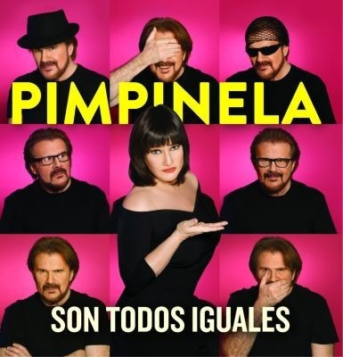 Cd Pimpinela Son Todos Iguales Open Music Sy