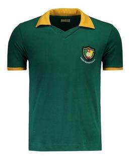 Camisa Retrômania Camarões 1982 - Futfanatics