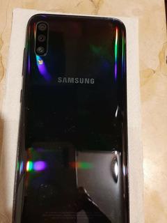 Samsung A70 Black 128gb