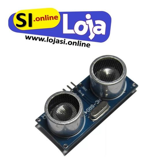 Sensor De Distância - Hc-sr04 - Arduino - Enviando Normal