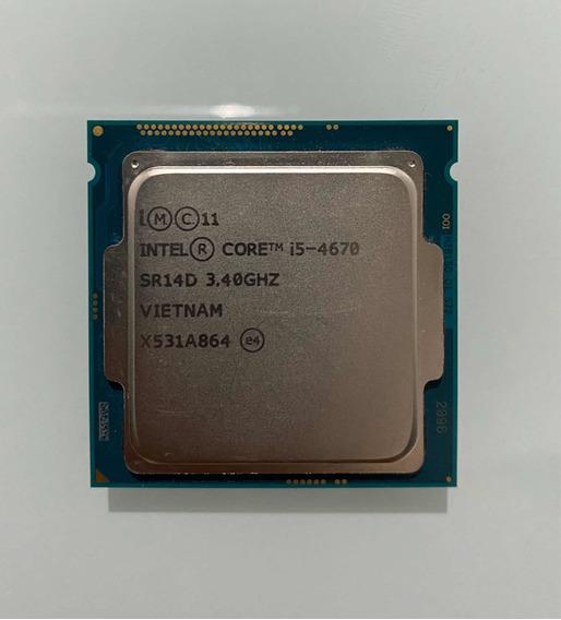 Processador Intel I5 4670 3.4ghz