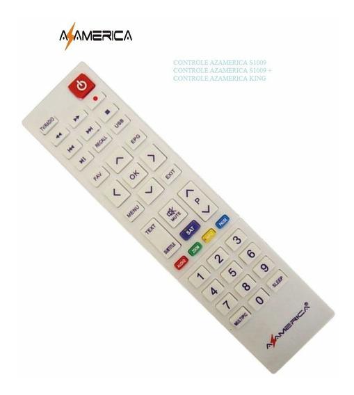 Controle Remoto Aparelho S-1009+ Plus Hd Pronta Entrega