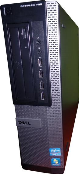 Cpu Dell Optiplex 790 Core I3-2120 3.30ghz, 250gb, 4gb Ddr3