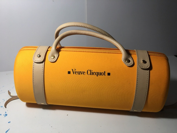 Bolsa De Mão Veuve Clicquot Com Opção Para Garrafa