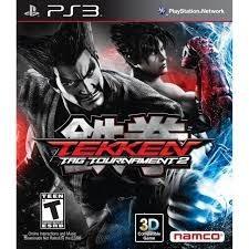 Tekken Tag Tournament 2 Ps3 Nuevo Sellado