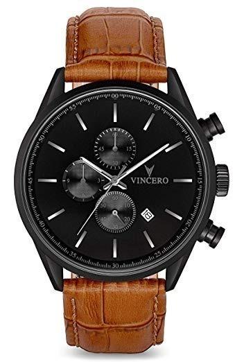 Reloj Vincero Luxury Hombre Blab-tan-s14