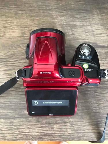 Câmera Nikon L830 16.0mp Fhd