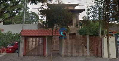Casa Residencial À Venda, Vila Ema, São José Dos Campos. - Ca0565