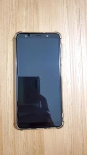 Smartphone Samsung Galaxy A7 128gb Preto Câmera Tripla