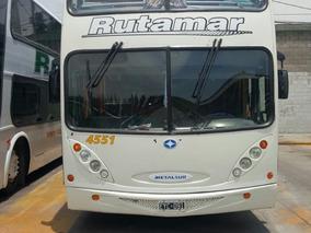 Omnibus Doble Piso Coche Cama Excelente Estado