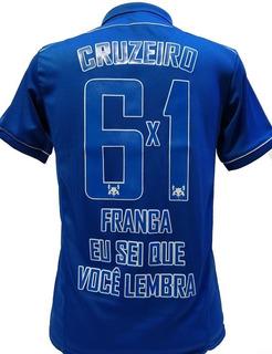 Camisa Do Cruzeiro 2019 Kit 2 Peças