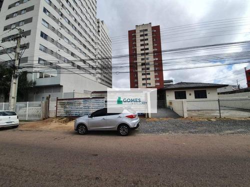 Terreno À Venda, 444 M² Por R$ 1.350.000,00 - Pinheirinho - Curitiba/pr - Te0044