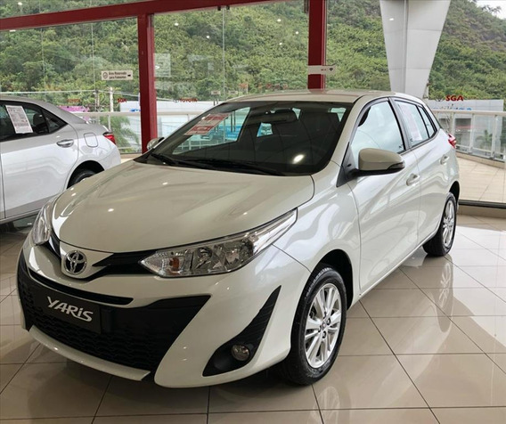Toyota Yaris 1.3 16v Flex Xl Manual