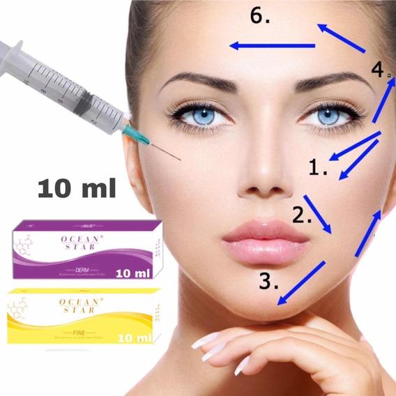 Promoção Preenchimento Facial Ácido Hialurônico Injetável