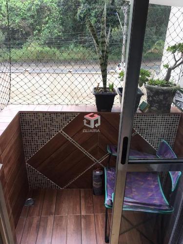 Imagem 1 de 18 de Apartamento À Venda, 2 Quartos, 1 Vaga, Campanário - Diadema/sp - 96693