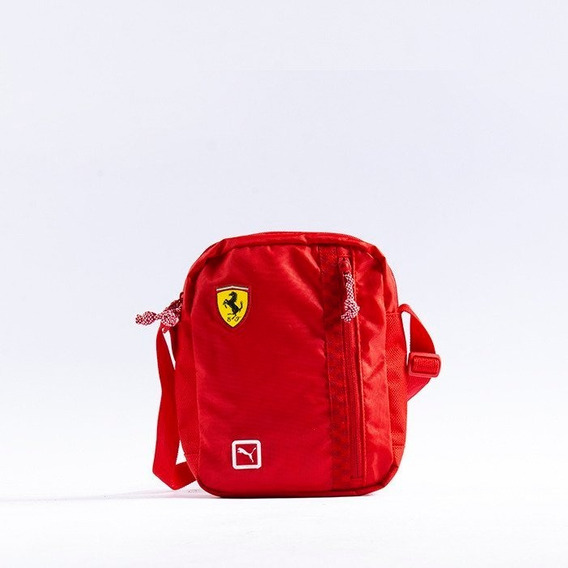 Mariconera Puma Ferrari Fanwear Portable (076884-01)