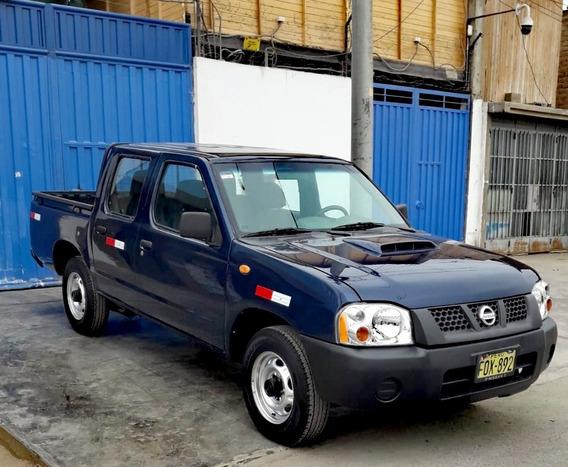 Nissan Frontier 4x2 Petrolera Turbo