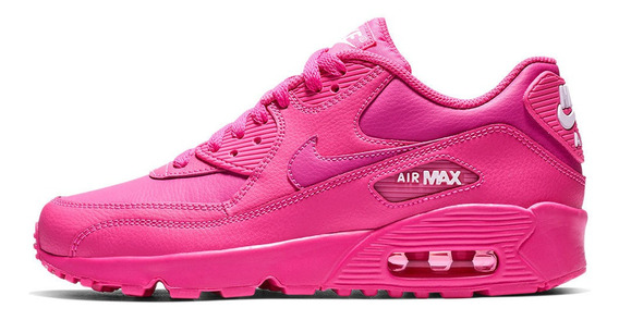 Zapatillas Nike Air Max 90 Leather Mujer