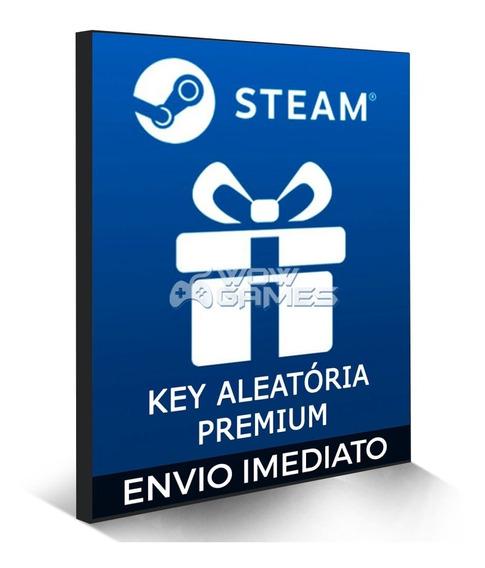 Key Jogo Steam Super Premium Aleatório Pc Game Key Original