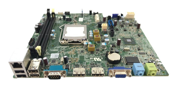Placa Mãe Dell Optiplex 9020 Usff 0kc9np Kc9np