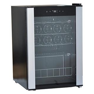 Smad 19 Botellas Refrigerador De Vino Compresor De Una Sola