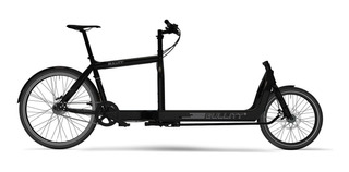 Bicicleta De Carga Cargo Bike - Larry Vs Harry Bullitt
