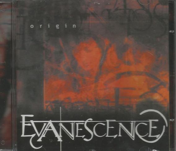 Cd Evanescence - Origin (usado-otimo)