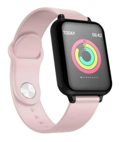 Relógio Digital Watch De Led + Fone Air Pod