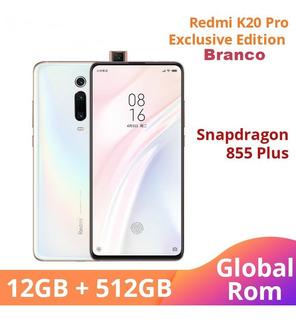 Xiaomi Redmi K20 Pro Branco 12 Gb Ram 512 Gb