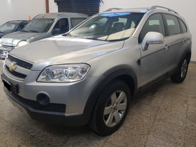 Chevrolet Captiva 2.0 Vcdi Ltz At 2010 $419900 Oportunidad