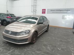 Volkswagen Vento Sedan 4p Starline L4/1.6 Aut