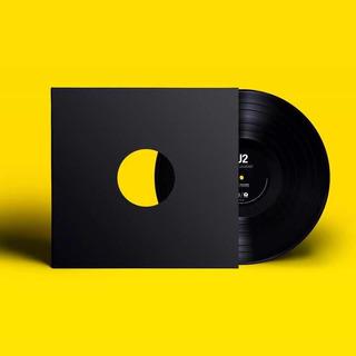 U2 Blackout Vinilo 12 Nuevo Sellado